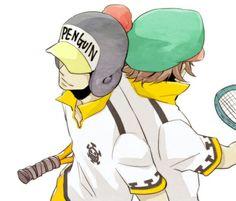 Penguin & Shachi