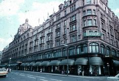 Harrods, Calle Florida. Buenos Aires. Argentina. My father worked at Harrods in Buenos Aires for 13 years. He was in charge of the accounting dept.