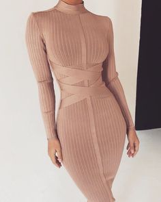 d73d6f0f2906 Sexy Dresses, Bandage Dresses, Long Sleeve Bandage Dress, Gala Dresses,  Women's Fashion