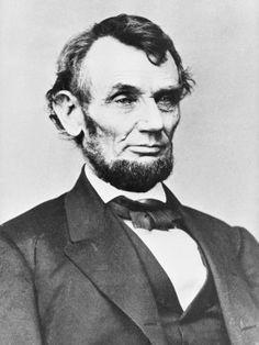 El presidente Abraham Lincoln (Derechos de Autor Bettmann / Corbis / AP Images)