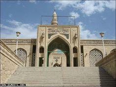 The mosque &  Tomb of Jonah, Mosul,  Iraq جامع النبي يونس في الموصل العراق