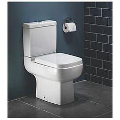 Moretti Compact 600 Toilet-to-Go Close Coupled Toilet Dual-Flush Close Coupled Toilets, Seat Available, Contemporary Design, Bathroom, Period, Victorian, Washroom, Bathrooms, Bath