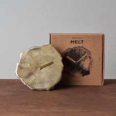 Melt Brass Object Clock | Chapter 1