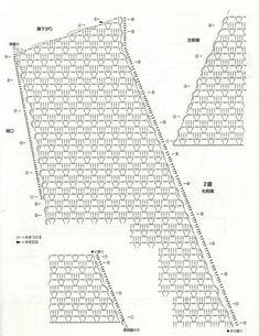 "Мобильный LiveInternet Журнал ""Let's Knit Series"" - Beautiful Crochet & Knitting Autumn/Winter 2 Japanese Patterns, Crochet Cardigan, Beautiful Crochet, Charts, Crochet Patterns, Fall Winter, Knitting, Crochet Tops, Cardigans"