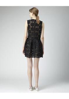 Simone Rocha / Big Daisy Short Dress