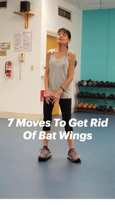 Gym Workout For Beginners, Fitness Workout For Women, Fitness Diet, Workout Videos, Yoga Fitness, Arm Workouts At Home, At Home Workout Plan, Easy Workouts, Senior Fitness