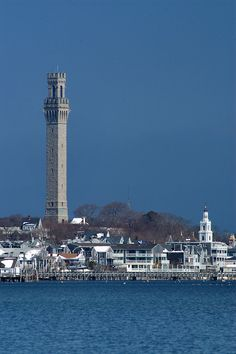 Provincetown Harbor in Cape Cod. Massachusetts http://www.vacationrentalpeople.com/vacation-rentals.aspx/World/USA/Massachusetts/Cape-Cod