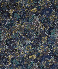 Liberty London tana lawn fabric Willow Rose by MaryandLurline Pattern Paper, Fabric Patterns, Print Patterns, Motifs Textiles, Textile Prints, Art Prints, Liberty Art Fabrics, Liberty Print, Surface Pattern