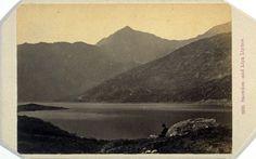 Francis Bedford Snowdon, Snowdon-and Llyn Llydaw 1865