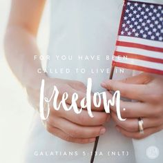 Happy Independence Day from Proverbs 31 Ministries! Love The Lord, God Is Good, Bible Verses Quotes, Bible Scriptures, Proverbs 31 Ministries, Happy Birthday America, Online Bible Study, Give Me Jesus, Walk By Faith