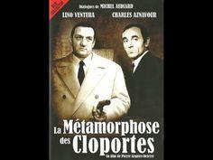 la métamorphose des cloportes avec Lino Ventura-Charles Aznavour-Pierre ... Lino Ventura, Roman, Prison, Youtube, Movie Posters, Movies, Wave, Crime Film, Italy