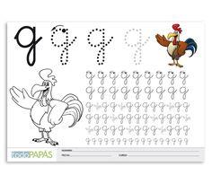 Los duendes y hadas de Ludi: Caligrafia para niños preescolar y primaria ( letras mayúsculas y minusculas)