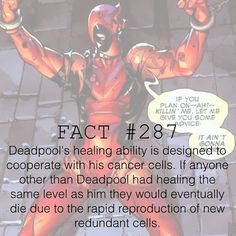Badass deadpool