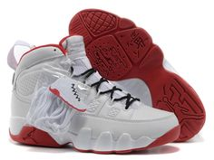 best website a2542 f780f Jordan 9 white red Basketball Shoes Cheap Jordans, Cheap Nike, Nike Air  Jordans,