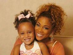 Tionne T Boz Watkins & Daughter