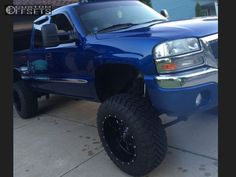 2004 lifted GMC sierra with 35s - Google Search