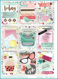 Outgoing Pocket Letter - Private swap - Dear Lizzy and My Story