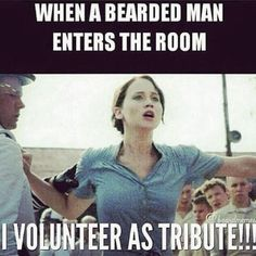 When A Bearded Man Enters The Room From beardoholic.com