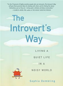 Introversion Is a Gift. This clever and pithy book challenges introverts to take ownership of their personalities...with quiet strength. Sophia Dembling asserts that the introvert's…  read more at Kobo.