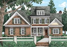 Graceton  b    Home Plans and House Plans by Frank Betz Associates        Graceton  a    Home Plans and House Plans by Frank Betz Associates
