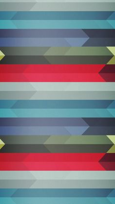 Colorful Stripes iPhone 5s wallpaper