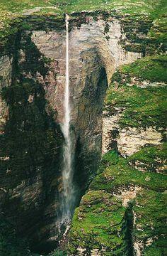 Cachoeira da Fumaça - Chapada Diamantina - Bahia