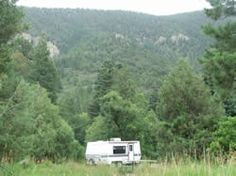 Cimarron is the ideal setting for RVers and campers alike. It has three campgrounds.