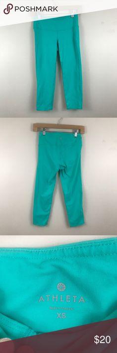 Spotted while shopping on Poshmark: Athleta Chaturanga Capri Crop Leggings Turquoise! Colorful Leggings, Bermuda Shorts, Leggings Are Not Pants, Capri, Pants For Women, Turquoise, Best Deals, Swimwear, Closet