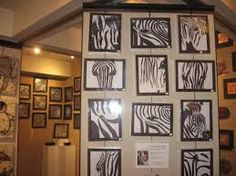 art gallery school displays - Google Search