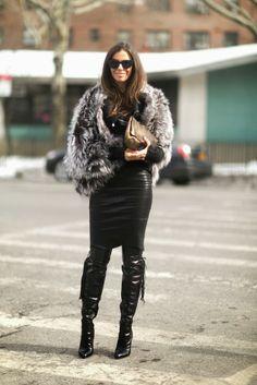 The Fashion Mood Book: New York Fashion Week Street Style