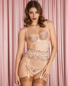 c0482060c3 I really like this style of bra. Agent Provocateur Lingerie