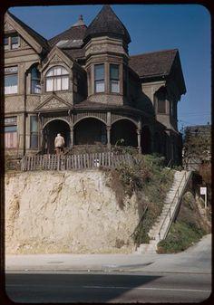 Los Angeles, Bunker Hill