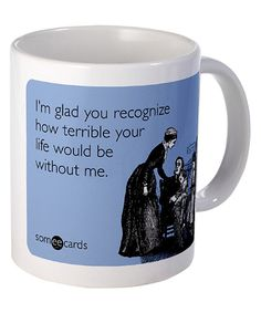 Look at this Someecards 'Terrible Life' Mug on #zulily today!