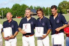 La #Baule - Podium de la Coupe BRISTON au Brittany Polo Club lors du Derby Polo Tentes d'or de la Baule 2013