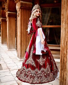 Traditional Outfits, Kaftan, Victorian, Womens Fashion, Wedding, Gowns, Dresses, Amazing Dresses, Daughter