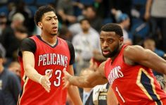 New Orleans Pelicans – Anthony Davis One Win Away From Playoff Basketball - SPORTIGE #Pelicans, #Basketball, #Sport
