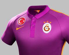 İşte Galatasaray'ın Mor forması