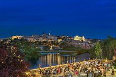 Vistas a Toledo - #Cigarral del Ángel - #BodasToledo