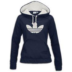 finest selection 6f2b1 27a76 adidas Originals Collegiate Fleece Hoodie - Womens Fleece Hoodie, Sweater  Hoodie, Sweatshirt, Adidas