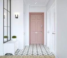 Casinha colorida: Um apartamento de cores especiais