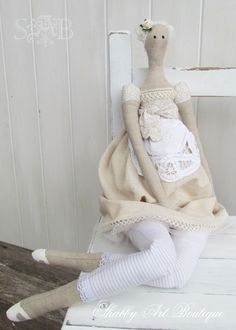 tilda doll pattern books | Living with white… - Shabby Art Boutique