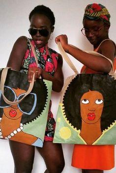 Lupita Nyong'o's Michael Soi Tote Is The Perfect Vacation Handbag