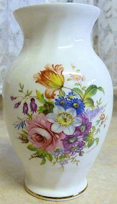 Howard Sprays Aynsley Bud Vase Floral English Bone China Made in England