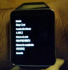 Actualización Android Wear 4.4W.2 en Samsung Gear Live e, Moto 360, LG G Watch y Sony SmartWatch 3