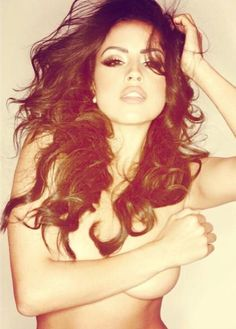 #chloesaxon #brunette #hotness #sexy #lovely