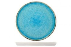 Cosy & Trendy Dessertbord Laguna Azzurro Ø cm Shops, Mint, Cosy, Plates, Tableware, Cookware, Kitchen, Products, Dishes