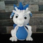 Naia baby dragon by saradesings