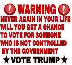 VOTE TRUMP to get rid of the political corruption in our country! a pro-lifer, pro- military and law enforcement, pro-minorities, pro-women, pro-Constitution! He loves THE USA and will make it great again! Trump Is My President, Vote Trump, Pro Trump, Donald Trump, Margaret Sanger, Political Corruption, Political Topics, Trump Train, Thing 1