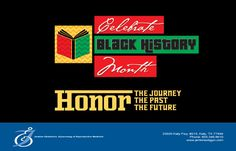 How are you celebrating Black History Month?  #GynecologistKatyTX #BlackHistory
