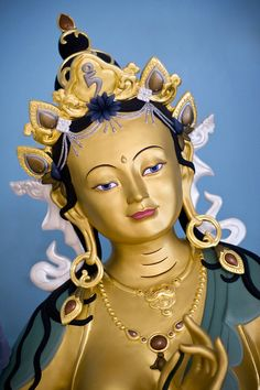 Green Tara~Female Buddha of Wisdom and Compassion